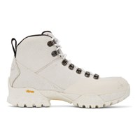 Roa White Andreas Hiking Boots