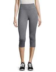 Bench Cropped Cutout Active Leggings Black