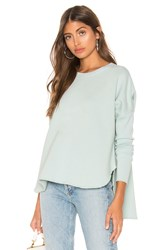 Frank And Eileen Tee Lab Relaxed Long Sleeve Pullover Mint