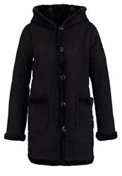 Vila Viava Short Coat Black