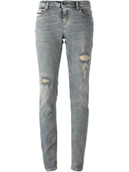 Diesel Black Gold 'Type 153' Tapered Jeans Blue