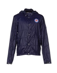 Joe Rivetto Jackets Dark Blue