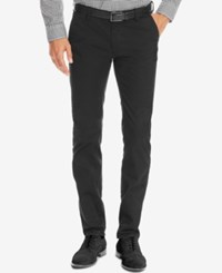 Hugo Boss Boss Slim Fit Chinos Black