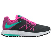 Nike Air Zoom Winflo 3 Women's Running Shoes Black Multi