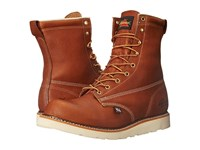 Thorogood 8 Soft Toe Wedge Tobacco Men's Work Boots Brown