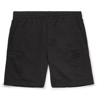 Norse Projects Luther Shell Cargo Shorts Black