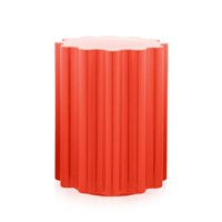 Kartell Colonna Stool Red
