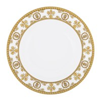 Versace I Love Baroque Deep Plate White