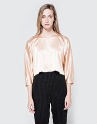 Veda Louise Blouse Champagne