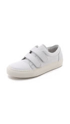 Won Hundred Velcro Sneakers White