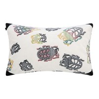 Zoeppritz Since 1828 Jags Family Cushion 40X60cm Off White
