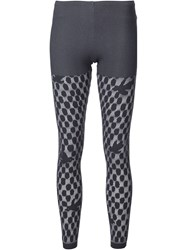 Pleats Please By Issey Miyake 'A Poc Salvation' Leggings Grey