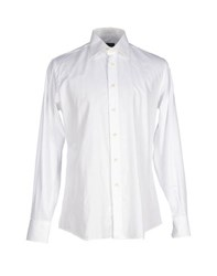 Gai Mattiolo Shirts Shirts Men White