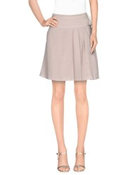 Joseph Skirts Mini Skirts Women Sand
