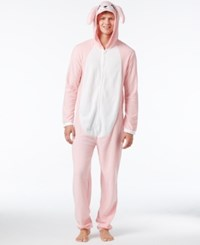 American Rag Men's 1 Pc. Bunny Costume Only At Macy's Pink