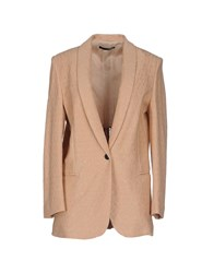 .Tessa Suits And Jackets Blazers Women Skin Color