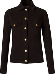 Amapo Fitted Jacket Black