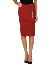 Antipodium Knee Length Skirts