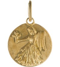 Annoushka Mythology Virgo 18Ct Yellow Gold Pendant