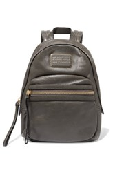Marc By Marc Jacobs Textured Leather Backpack Army Green