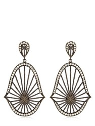 Assya London Oriental Statement Earrings