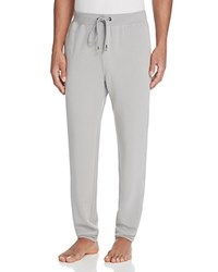 Daniel Buchler Stretch Cotton Lounge Pants Grey
