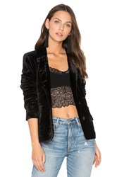 Cupcakes And Cashmere Toby Blazer Black