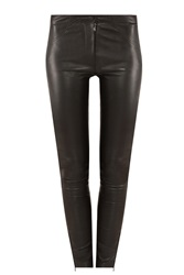 Drome 5 Pocket Leather Leggings