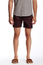 Parke And Ronen Solid Holler Short Brown