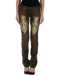 Lupattelli Denim Denim Trousers Women