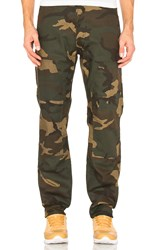 Carhartt Ruck Double Knee Pant Green