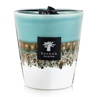 Baobab Elements Scented Outdoor Candle Agua Blue