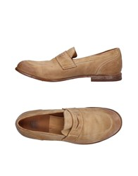 Moma Loafers Beige