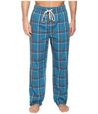 Original Penguin Single Woven Pants Seaport Men's Pajama Blue