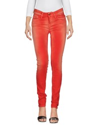 G.Sel Jeans Red