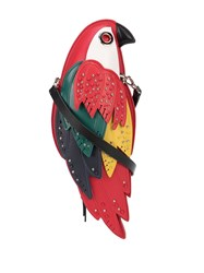 Kate Spade Parrot Shoulder Bag Red