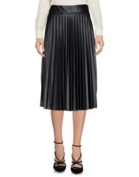 Jei O O' 3 4 Length Skirts Black