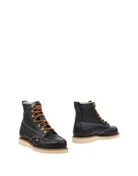 Thorogood Ankle Boots Black