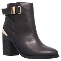 Miss Kg Shola High Heel Ankle Boots Black