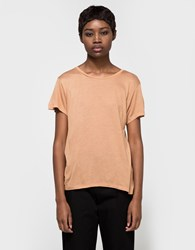 Baserange Classic Tee Pack In Nude 3