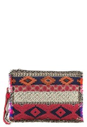 Sweet Deluxe Hippie Time Clutch Multicoloured