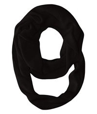 Coal The Julietta Eternity Scarf Black Scarves