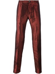 Christian Pellizzari Shimmer Tailored Trousers