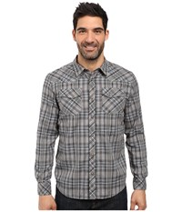 Prana Holdstad Shirt Winter Men's Long Sleeve Button Up Bone
