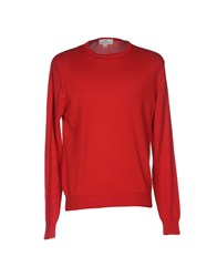 Melindagloss Sweaters Red