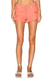 Insight Low Thrasher Short Coral