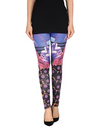 Brand Unique Leggings Purple
