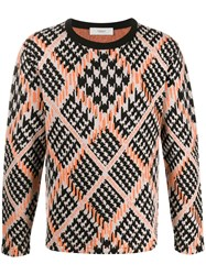 Pringle Of Scotland Prince Of Argyle Check Jumper 60