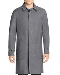 Todd Snyder Double Face Trench Coat Grey