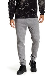 Eleven Paris Heathered Sweatpant Gray